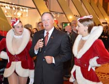 Shaw at Grand Central Terminal Holiday Fair