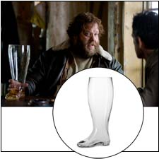 A beer boot used in The Secret Life of Walter Mitty is now on sale at Gilt.