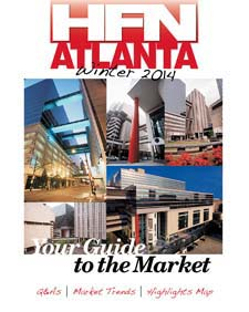 HFN Atlanta is being distributed at the show.