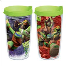 Tervis Teenage Mutant Ninja Turtle cups