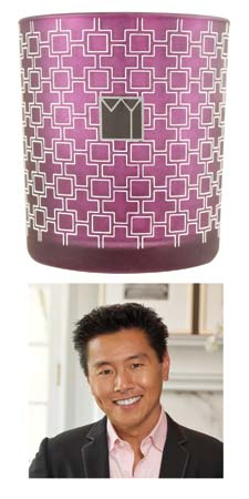 Moonlit Orchid candle; Vern Yip