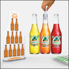 Jarritos Ice Cube Tray