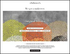 Chilewich New Website