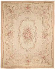 The Aubusson rug design used from Safavieh