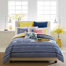 CYNTHIA Cynthia Rowley Lattice bed ensemble