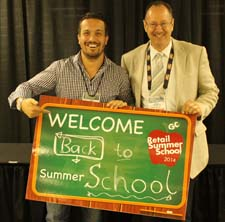 Chef Fabio Viviani and Scott McCormack from Picnic Time