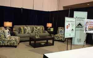 Morris Furniture Makes Columbus Bride Show Appearance Furniture Today