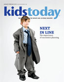 Kids Today cover for January February 2015
