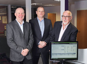 Paragon Software Systems directors