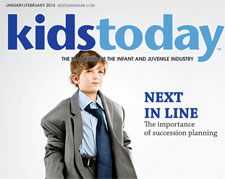 Kids Today cover for January 2015