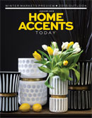 Home Accents Today cover January 2015