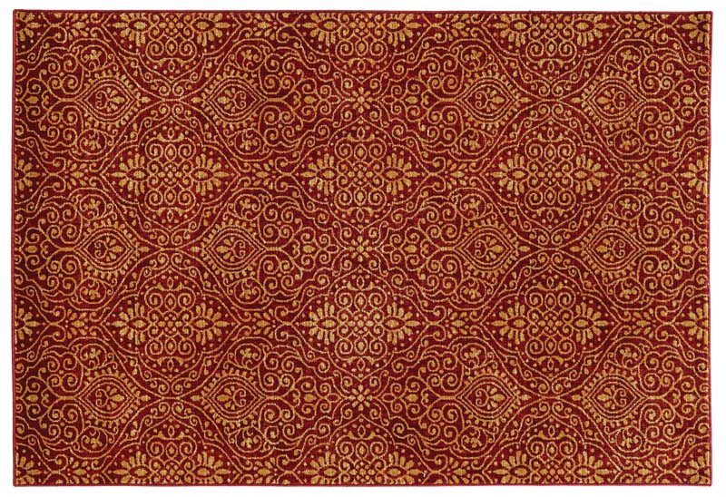 Voyage is one of the seven new collections  Oriental Weavers has introduced under  its new Tommy Bahama license.  Made in Egypt of polypropylene.  owrugs.com