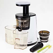 The company has taken its slow juicer up a few notches with the launch of the Premium Slow Juicer/Smoothie Maker. originalslowjuicer.com
