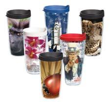 A new license agreement with Smithsonian has resulted in designs in four categories: zoo, botanical, air and space and patriotic. tervis.com