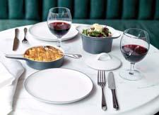 Gordon Ramsay's Bread Street collection of dinnerware, bakeware and serveware makes its debut. royaldoulton.com