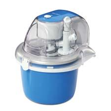 The West Bend Yogurt and Ice Cream Maker allows consumers to make frozen yogurt at home. westbend.com