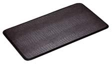 Makers of the Imprint Comfort Mats, Sublime debuts its new Croco series of anti-fatigue mats, which uses proprietary Multi-Core Technology, in which an upper layer cushions feet while a lower layer provides support. imprintmats.com