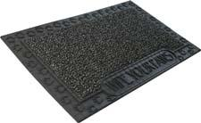 "New for 2013, Grass Worx debuts its ""Wipe Your Paws"" 18-by-30-inch doormat. Constructed with a recycled rubber frame and genuine AstroTurf in a matching cinder color. grassworxllc.com"