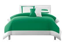 J.C. Penney launches the first-ever line of Pantone bedding and bath products this month, which will include bedding, pillows, bath towels and accessories in emerald. jcp.com