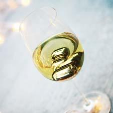 After being stored in the freezer, stainless-steel Wine Pearls can keep drinks cold for about 45 minutes. sparqusa.com