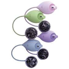 MoonBeams are children's solar night lights that charge during the day and automatically turn on at night. solpals.com