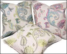 The Floral Fantasy collection of decorative pillows is new from Xia Home Fashions. xiahomefashions.com