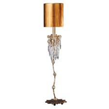 Flambeau will debut several designs from New Orleans artist and renowned designer Paul Grüer, including the Venetian table lamp here. flambeaulighting.com