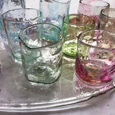 Social enterprise Tilonia recently expanded into Mexico to work with such artisan groups as Studio Xaquixe, which offers handblown, recycled glass tumblers, bottles and chargers produced by formerly unemployed youth. tilonia.com