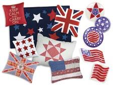 The Americana collection features patriotic themes inspired by the Queen's Jubilee, the Olympics and the U.S. Presidential collection. cnfei.com