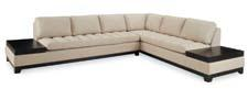 The Palladio Sectional adds sophistication—and seating options—to any room. omnialeather.com