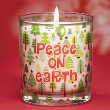 Deco Glow's SCENTaments Holiday Cheer, featuring Old St. Nick fragrance, evokes the joy of the holidays. decoglow.com