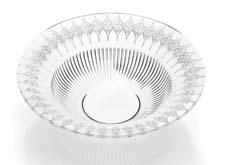 Lalique's Rialto bowl is inspired by Venetian architecture. lalique.com