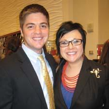 Jay Sullivan and Tricia Thourot of Macys.com