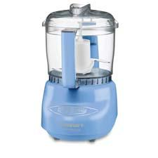 The Mini Prep Plus food processor now comes in the spring colors of light green, light blue, light yellow and light pink. cuisinart.com