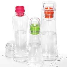 KOKO Softspout water bottles, which have a flexible silicone spout that controls the flow of water, has added two new sizes to its collection: Micro and Oval. cosmoda.com