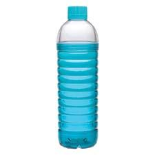 Aladdin's 18-ounce water bottle has a removable wide dome lid and a twist-off cap with drink spout. aladdin-pmi.com