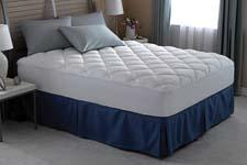 MaxiForm Memory Fiber, with memory foam-like support, comes in a new line of bed pillows and mattress pads. pacificcoast.com