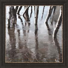 Reflections, from the Bobby Sikes collection, is 38 inches square. paragonpg.com