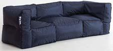 Comfort Research is unveiling additions to its Big Joe Collection of Bean Bag Chairs, including chairs for the Modular Sofa, featuring a contemporary dark blue and black colorway. comfortresearch.com