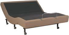 Adjustable bed bases have been added to the company's iCare brand of specialty mattresses. hickorysprings.com