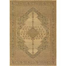 Couristan's new 85th anniversary collection, called Timeless Treasures, has the look of handmade Persian rugs but is machine made. couristan.com
