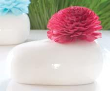 New Happiness diffusers come in several cheery colors. chesapeakebaycandle.com
