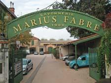 Family owned for more than 100 years, Marius Fabre manufactures Marseilles soap. marius-fabre.fr