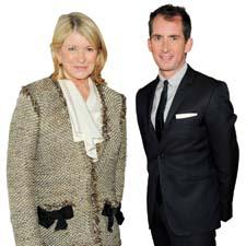 Martha Stewart and Kevin Sharkey from Martha Stewart attended the event as well.