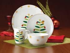 New holiday designs from Meyer's Rachael Ray brand includes Hoot Holiday featuring the small owl motif Ray is fond of. meyer.com