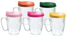 A Tervis redesign created mugs that are sleeker and more comfortable to hold and introduced a universal lid program in which the same lid fits its 24-ounce tumbler or its mugs. tervis.com