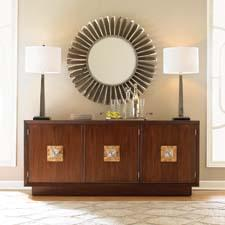 Mirage from Lexington features metropolitan styling and contemporary lines. lexington.com