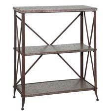 Powell's Foundry collection features industrial-inspired designs. powellcompany.com