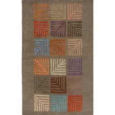 Rizzy's new Anna Redmond handtufted wool collection will include style #AD2258 at market. rizzyhome.com