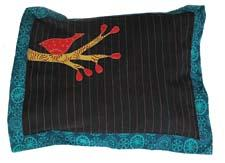 These pillow shams are part of the home collection from Mata Traders, based on its women's apparel line. matatraders.com